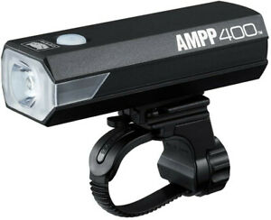 Cateye AMPP 400 USB Rechargeable Front Light Brand New in Box