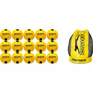 Slazenger Match & Training Dodgeball 13.5cm Pack