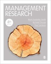 Management Research by Richard Thorpe, Mark Easterby-Smith and Paul Jackson (201