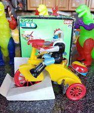 Vintage Shogun Grendizer UFO Grandizer MiB Tricycle by Robin Toys Sofubi Plastic