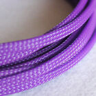 12mm Expandable Braided DENSE PET Mix Color 3 weave Sleeving tube 1-20M M518A QL