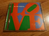 Various Artists - All You Need Is Love: 2000 GTV 2xCD Albums (Pop, Rock, Soul)