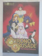 New Chrono Crusade Perfect Collection Complete 3-DVD Eps 1-24 TV Anime Series