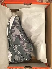 Nike Zoom Field General 2014 Cool Grey Camo 5 Star Sz 10 US