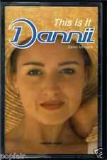 DANNII MINOGUE - THIS IS IT 1993 UK CASSINGLE HOME & AWAY KYLIE MINOGUE