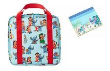 Disney Store Lilo Stitch & Scrump Backpack Swim Bag & Loungefly Beach Cardholder