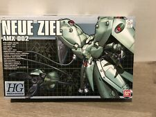 HGM 1/550 AMX-002 Neue Zeal Mobile Suit Gundam 0083 STARDUST MEMORY