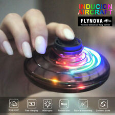 Flynova Flying Mini Fidget Drone Spinner Free Route Rotary Creative Toy Gift