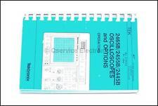Tektronix 2465B 2455B 2445B Oscilloscopes Operating Manual