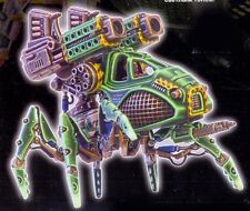 Spider all-terrain walking tank by Tehnolog from Robogear line Onager