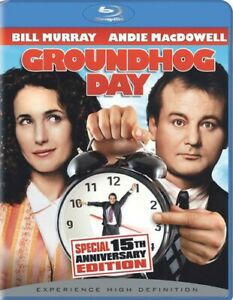 Groundhog Day [New Blu-ray] Ac-3/Dolby Digital, Dolby, Dubbed, Subtitl