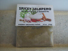 Spicy Jalapeno Dip Mix, makes dips, spreads, cheese balls & salad dressings