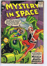 Mystery in Space #53 DC Pub 1959