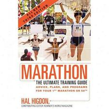Marathon: The Ultimate Training Guide by Hal Higdon (2005, Paperback)