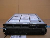 IBM x460 Server 8872-1RU Quad CPUs 16GB SAS RAID 64Bit System X Scability