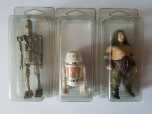 """3.75"""" Action Figure Blister Protective Clamshell Case-Star Wars Action Force +"""