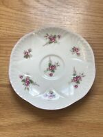 Antique Vintage Shelly BRIDAL ROSE 13545 Saucer Only Bone China Replacement