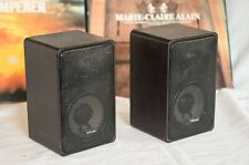 TEAC LS-X7 mini loudspeakers speakers - made in Japan