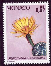 STAMP / TIMBRE DE MONACO  N° 1000 ** FLORE / PLANTES DU JARDIN EXOTIQUE