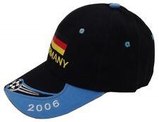 R622 Cap mit 5 Panelen WM2006 Mütze Hut Fussball WM W2