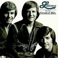 THE LETTERMEN CD ALL TIME GREATEST HITS   CAPITOL
