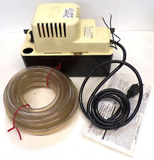 LITTLE GIANT CONDENSATE REMOVAL PUMP VCMA-15ULST, 115V, 15' SHUT OFF, 1PH