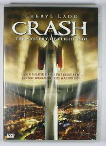 Crash The Mystery Flight Of 1501 DVD FREE POST