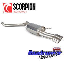 Scorpion Fiesta De Escape Silenciador Trasero sólo 1.0 T MK7 (Zetec S CENEFA) sfdb 078ECO
