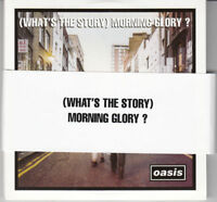 OASIS What's The Story Morning Glory 2014 UK promo 3-CD set live tracks demos