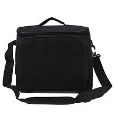 Universal DLP LED LCD Projector Carrying Case Sholder Bag for Sonic BenQ Black