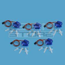 5 pz Servo motore SG 90 9g arduino servomotor - ART. CN07