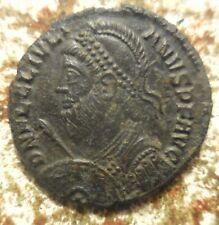 VF+ JULIAN II the APOSTATE, Follis of Heraclea, 361-63 AD. 20 mm, 2.72 g