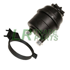 RANGE ROVER CLASSIC MODIFIED POWER STEERING RESERVOIR, CAP & BRACKET - QFX000030