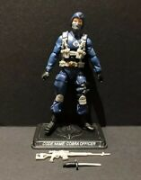 G.I. Joe 25th 30th 50th Cobra The Enemy Officer Trooper Figure V4 Complete