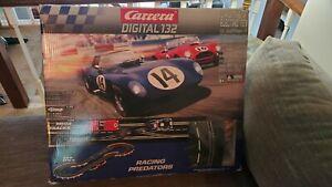 Carrera Digital 132 Racing Predators Slot Car Racing Set (2 Cars) Shelby Cobra