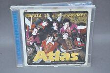 ATLAS - Torold Le a Konnyeidet! (Antológia) HCD-71013 Hungaroton/Mambo CD 2001