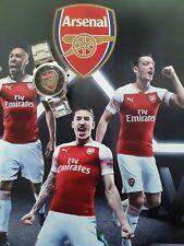 Arsenal Fc Men'S Watch Stainless Steel Bracelet Wrist
