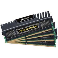 32GB Corsair Vengeance DDR3 1600MHz PC3-12800 CL10 Quad Channel Kit (4x 8GB)