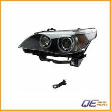 Front Left BMW 525i 530i 545i Headlight Assembly Hella 160291011