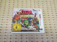 The Legend of Zelda Tri Force Heroes für Nintendo 3DS, 3 DS XL, 2DS
