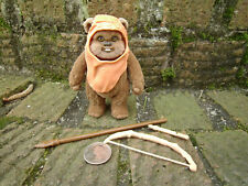 1/6 Star Wars Endor Wicket Ewok figure Approx 4 inches tall
