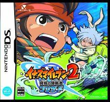 Used Nintendo DS Inazuma Eleven 2 Blizzard Japan Import (Free Shipping)