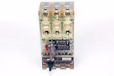 Klockner-Moeller NZM6b-63 63A 600V 60 HP Breaker, c/w Trip Unit ZM6c-60/120