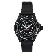 Marathon Anthracite GSAR US Government Military Dive Watch: 2-yr war. WW194006BK