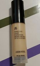 Arbonne Perfecting Liquid Foundation Spf 15 [Alabaster] Free Shipping New