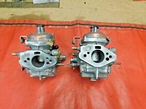 Triumph GT6, Stromberg-Zenith CD150 Carburetors, Rebuilt, Original, !!