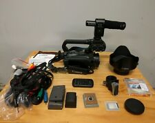 Canon Xa10 Hd Professional Camcorder with Microphone, Lens, Case + Accessories