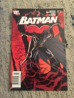 BATMAN #655 1st Damian Wayne Newsstand Low Print Run Key Issue VF/NM  [DC, 2006]