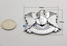 D267 Adler auto aufkleber top 3D Emblem Badge Plakette Schriftzug car Sticker