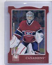 11-12 2011-12 ELITE CAREY PRICE ASPIRATIONS 51 MONTREAL CANADIENS